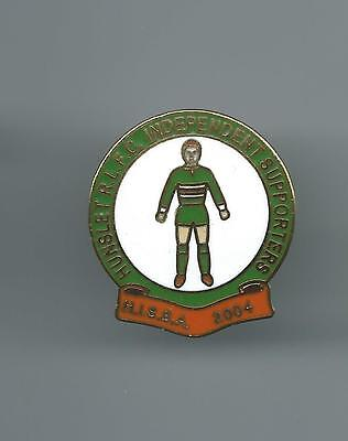 Hunslet Independant Supporters Rugby League Badge