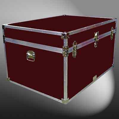 Super Re Storage Box/luggage/travel/shipping/ School Trunk Chest Case Furniture