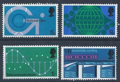 GB 1969 SG808-811 Post Office Technology Set Mint MNH