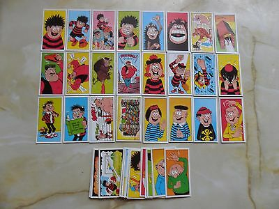F/S 48 CARDS Barratt The Dandy/Beano Collection.EXCELLENT.