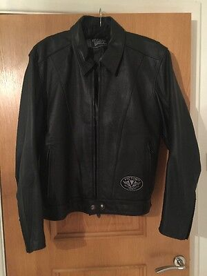 Men's Leather Victory Motorcycle Jacket