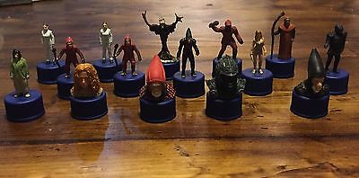 Pepsi Planet of the Apes 2001 Japanese Collectible Bottle Caps