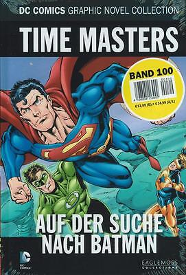 DC Comic Graphic Novel Collection 100 - Time Masters, Eaglemoss