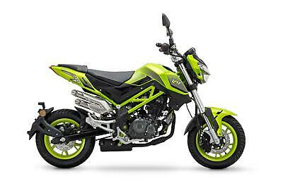 """Benelli TNT125 MONKEY BIKE """"ORDER NOW TO BEAT THE PRICE INCREASE"""" !!!!!"""