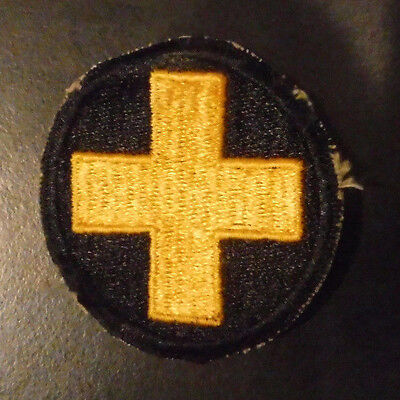 WW2 US Army 33rd Infantry Division Military Patch Very Old