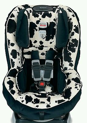 Britax Boulevard Cowmooflage Convertible Carseat COVER ONLY