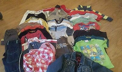 Boys bundle 5-6 years good condition 29 items