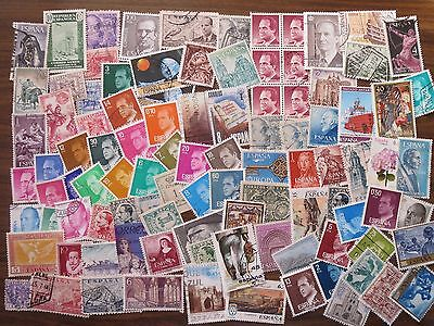 90 Spain Stamps