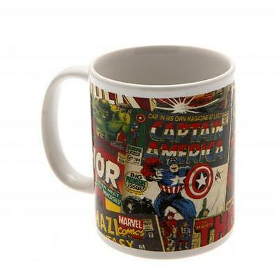 Official Licensed Product Marvel Comics Mug Cup Hulk Thor Coffee Tea Gift Box