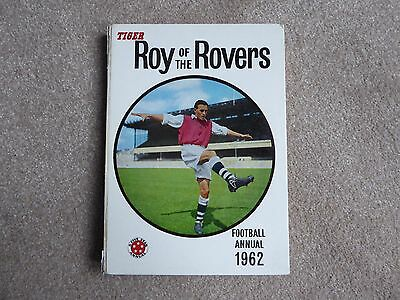 Roy of the Rovers annual 1962