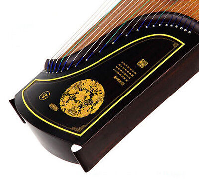 21-String Guzheng Chinese Zither Harp Koto Instrument High Quality