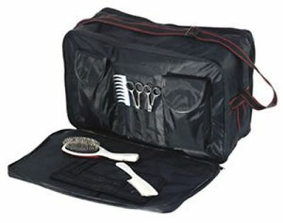 Sibel Airport Hairdressers Barbers Beauty LARGE Tool Equipment Bag Case