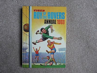 Roy of the Rovers annual 1969