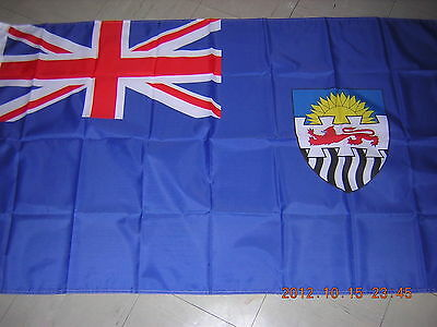 British Empire Flag Central African Federation of Rhodesia and Nyasaland ensign