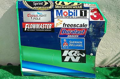 Ricky Stenhouse Jr #17 Fifth Third Bank NASCAR RACE USED Sheet Metal