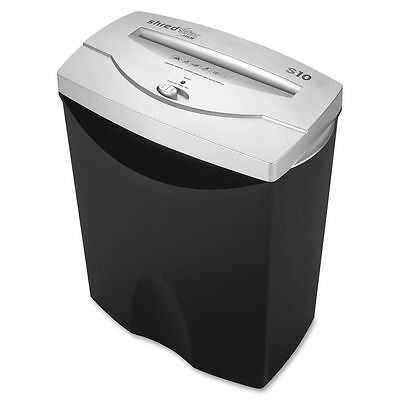 HSM Shredstar S10 Strip-cut Shredder - HSM1042