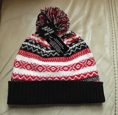 Ladies Winter Hat Bnwt