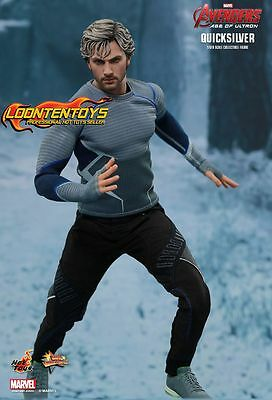 Hot Toys 1/6 MMS302 – Age of Ultron: Quicksilver IN STOCK