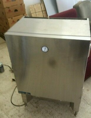 Silver King SK2IMP Double Milk Dispenser