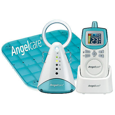 BRAND NEW Angelcare AC401 Digital COLOUR Breathing Movement & Sound BABY MONITOR
