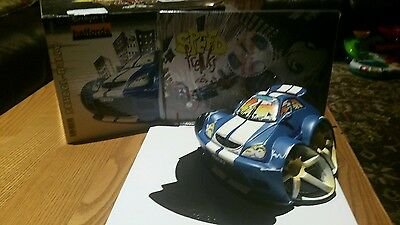 rare speed freaks school bully saxo exclusive halfords boxed