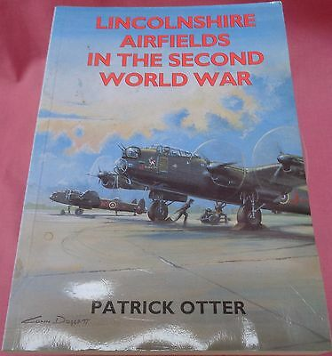 WW2 RAF Lincolnshire Airfield by Patrick Atted
