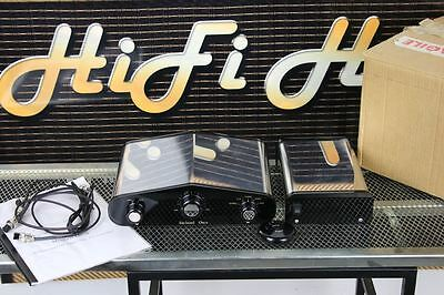 MICHELL/Trichord ORCA Hi-End Preamp Pre Amplifier, Remote & Cables BOXED