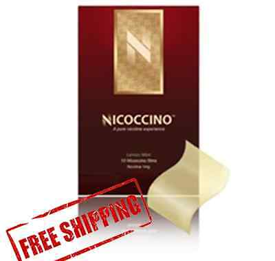 Nicoccino Nicotine 1mg Smoking Clearance Price LIQUID TAR SMOKE SMELL Free 100PC