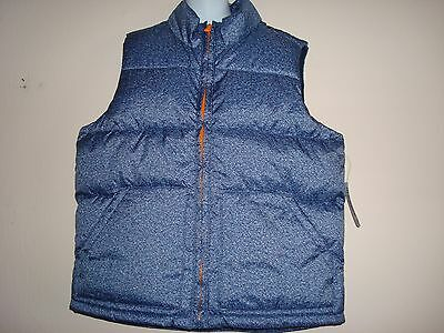 Boy Old Navy Quilted Vest Size M /8/ Nwt