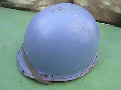 Us  Helmet With Liner Type 53 Possibly Nato Mp