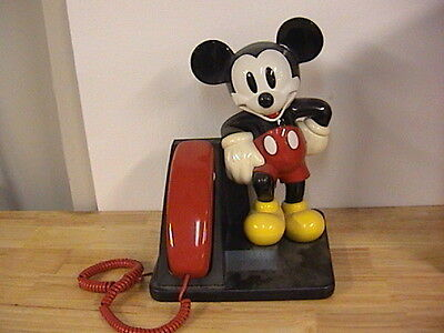 Mickey Mouse AT&T Design Line Telephone