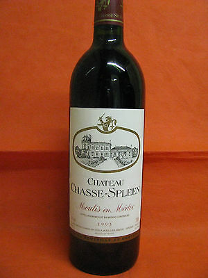 Château Chasse- Spleen 1993  Moulis