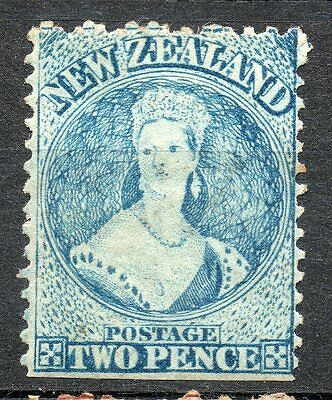 New Zealand Nouvelle Zélande Timbre n° 27 filigrane  NZ neuf