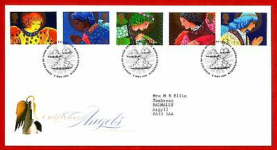 GB 1998  FDC  Christmas