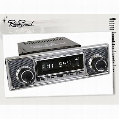 BMW 1802 2002 1602 Vintage car Car Radio Becker Retro Looks Design FM UKW AUX