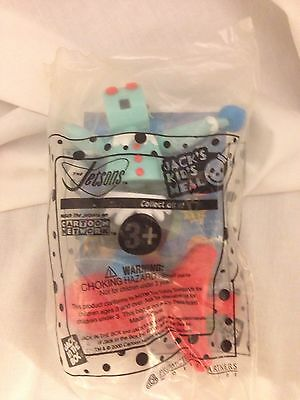 2000 Jack In The Box Meal Toy Jetsons Rosie The Robot Nip