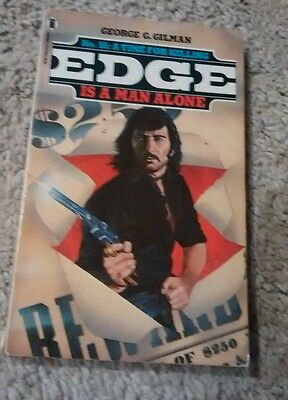 Edge No 51 a time for killing by george g gilman