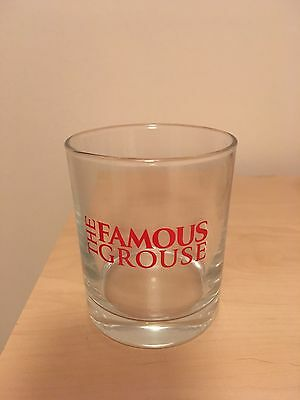 The Famous Grouse Whisky Glass