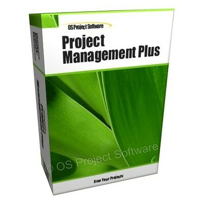 Project Management Software 2007 2013 for MS Windows Mac