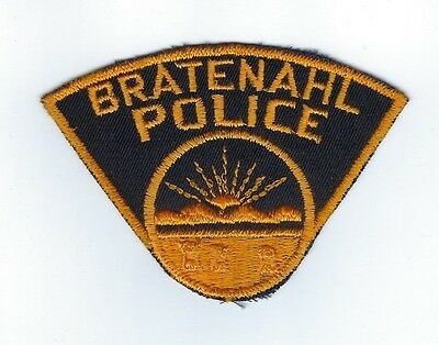 Bratenahl (Cuyahoga County) OH Ohio Police Dept. LEO patch - NEW!