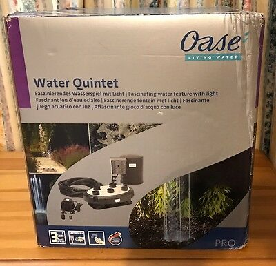 Water Quintet Pro by Oase RRP £1,299
