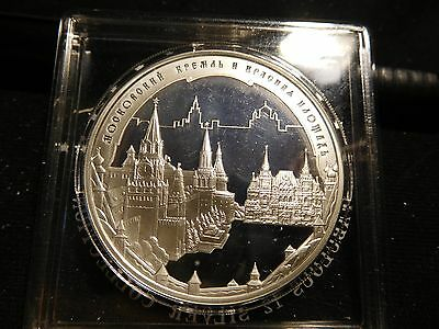 Russia  2006 Silver 25 Roubles Proof