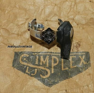 Old Prestige Simplex Collar 1 Simple Cable/rear/collier/cycle/bicyclette/eroica
