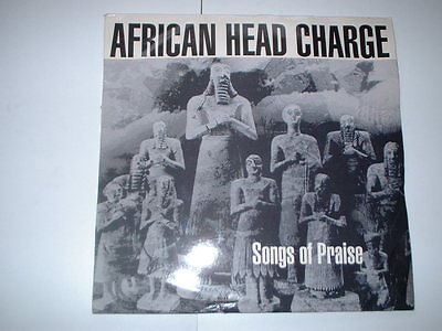 African Head Charge - Songs Of Praise 1990 On-U Sound Lp50 A1/b1 1St Press