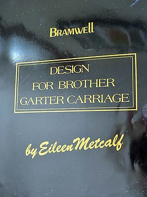 Bramwell Design for Brother Garter Carriage - Eileen Metcalfe