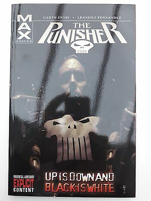 PUNISHER Vol. 4: Up Is Down and Black Is White TP, #19-24, new / unread, Ennis