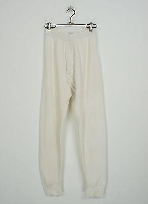 VINTAGE MILITARY THERMAL PANTS/DRAWERS size SMALL '86