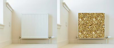 Glitter Magnetic Radiator Covers 3 Colours To Choose From By Radwraps 100 x 60cm