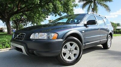 2005 Volvo XC70 4d 2005 VOLVO XC70 AWD, 1 OWNER X-CLEAN FL CAR, SUNROOF, HEATED LEATHER, CD, NICE!!