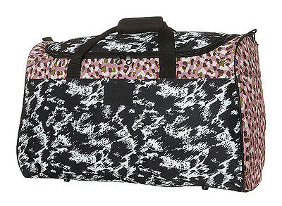 "New + Tag Billabong ""wild Cat"" Large Overnight Luggage Weekend Duffle Bag 45L"